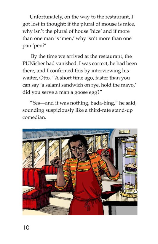 Book Preview For Word Smith, Private I Page 10