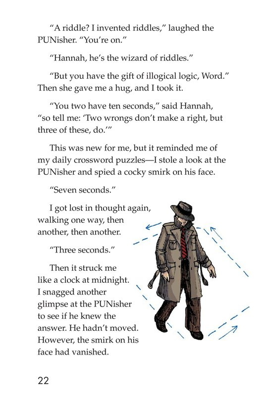 Book Preview For Word Smith, Private I Page 22