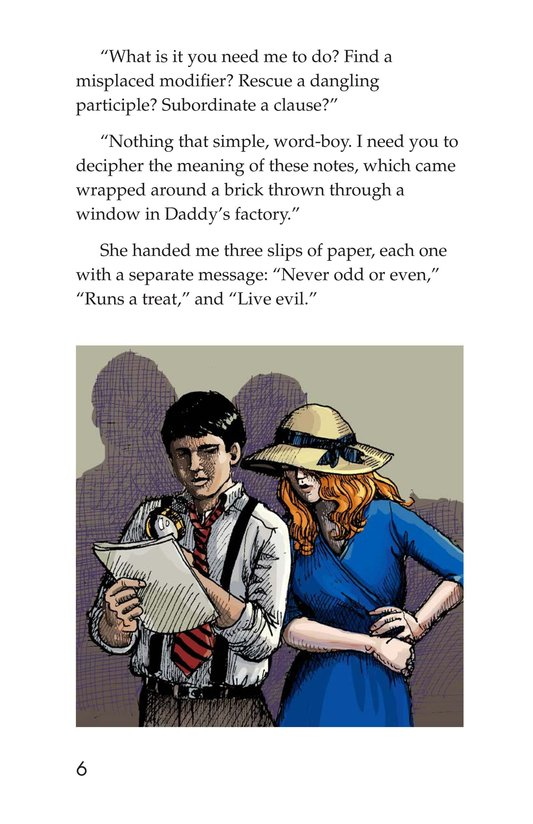 Book Preview For Word Smith, Private I Page 6