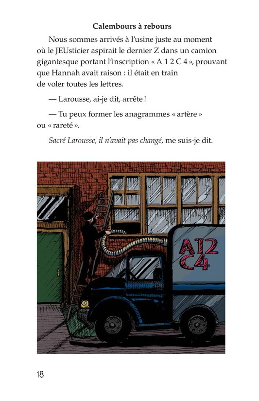 Book Preview For Word Smith, Private I Page 18