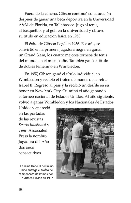 Book Preview For American Sports Legends Page 18