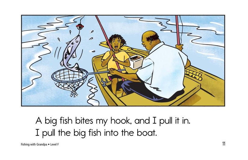 Book Preview For Fishing with Grandpa Page 11
