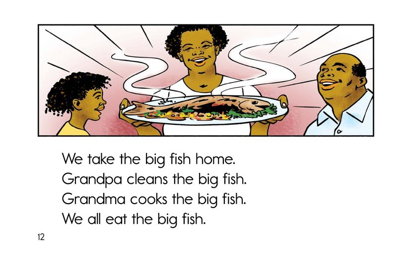 Book Preview For Fishing with Grandpa Page 12