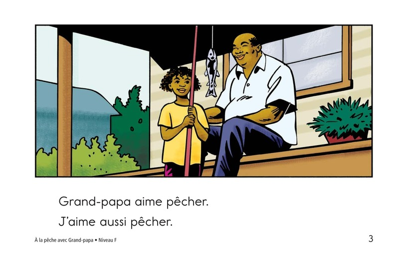 Book Preview For Fishing with Grandpa Page 3