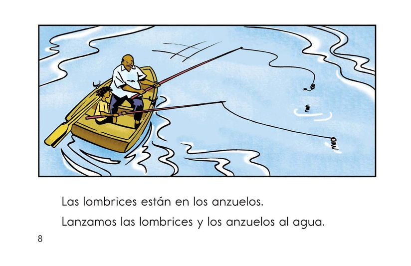 Book Preview For Fishing with Grandpa Page 8