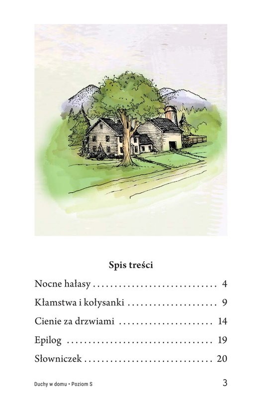 Book Preview For Ghosts in the House Page 3