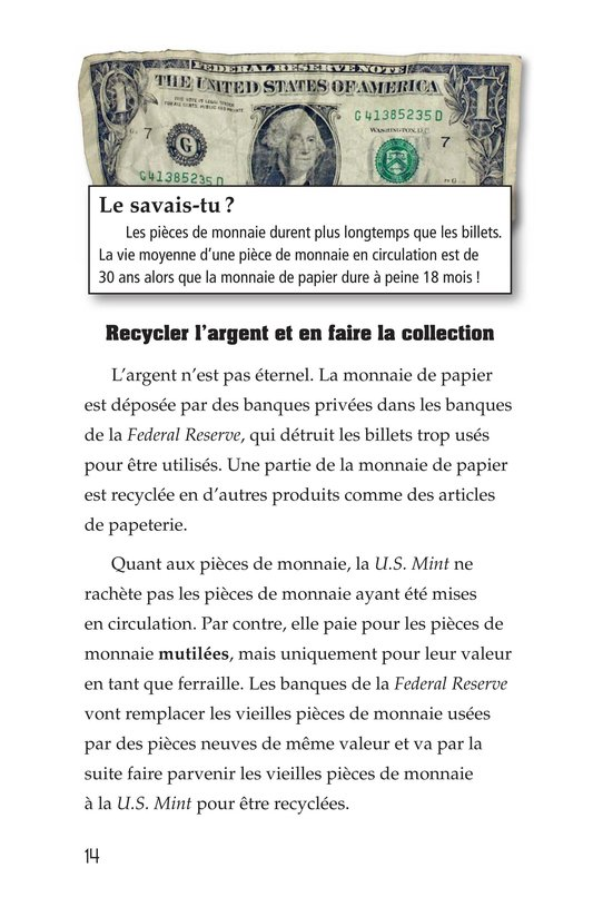 Book Preview For Money in the USA Page 14