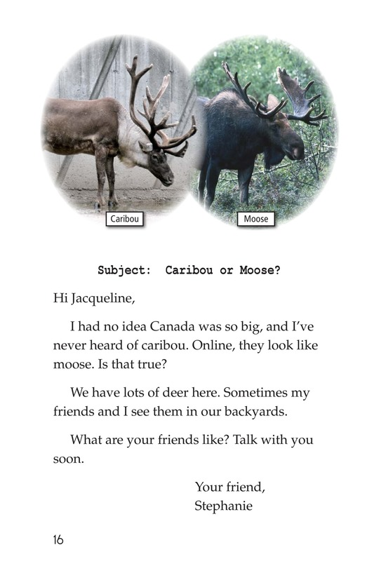 Book Preview For C Is for Canada Page 16