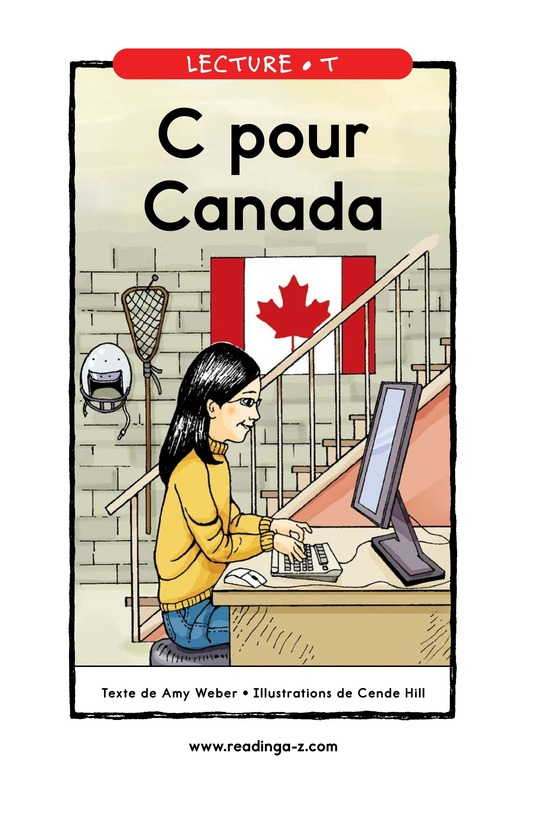 Book Preview For C Is for Canada Page 1