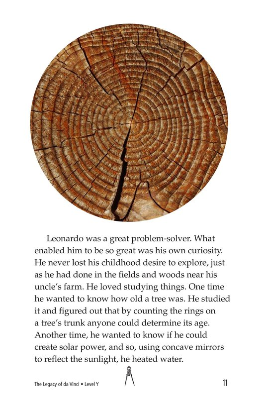 Book Preview For The Legacy of da Vinci Page 11