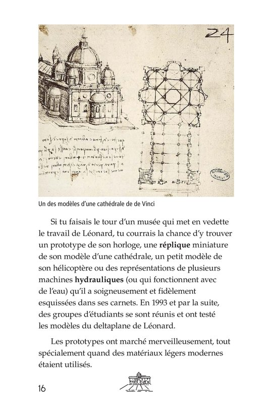 Book Preview For The Legacy of da Vinci Page 16