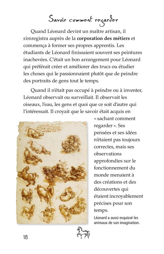 Book Preview For The Legacy of da Vinci Page 18