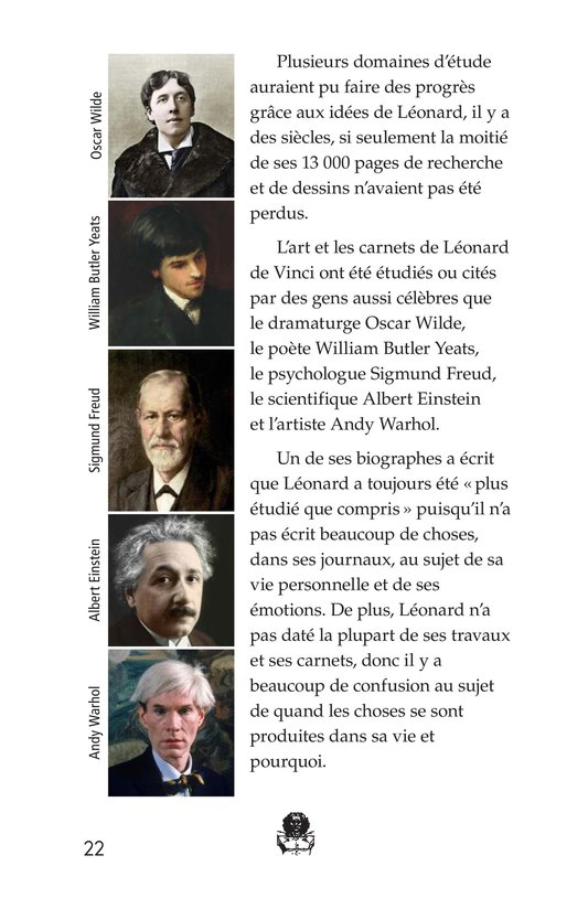 Book Preview For The Legacy of da Vinci Page 22