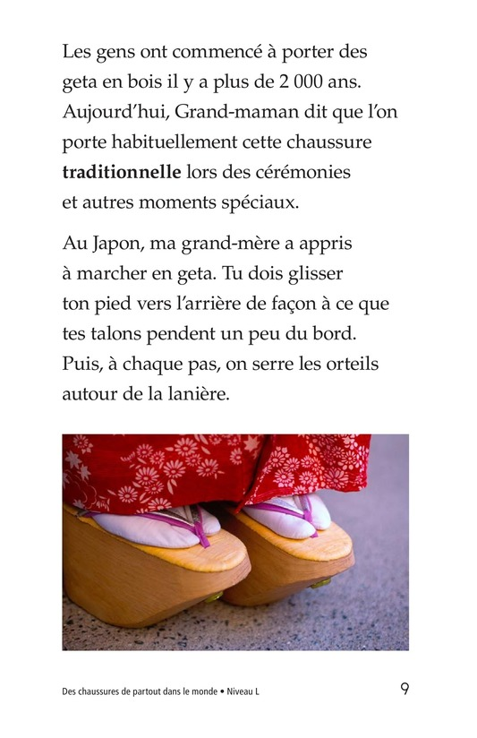 Book Preview For Shoes Around the World Page 9