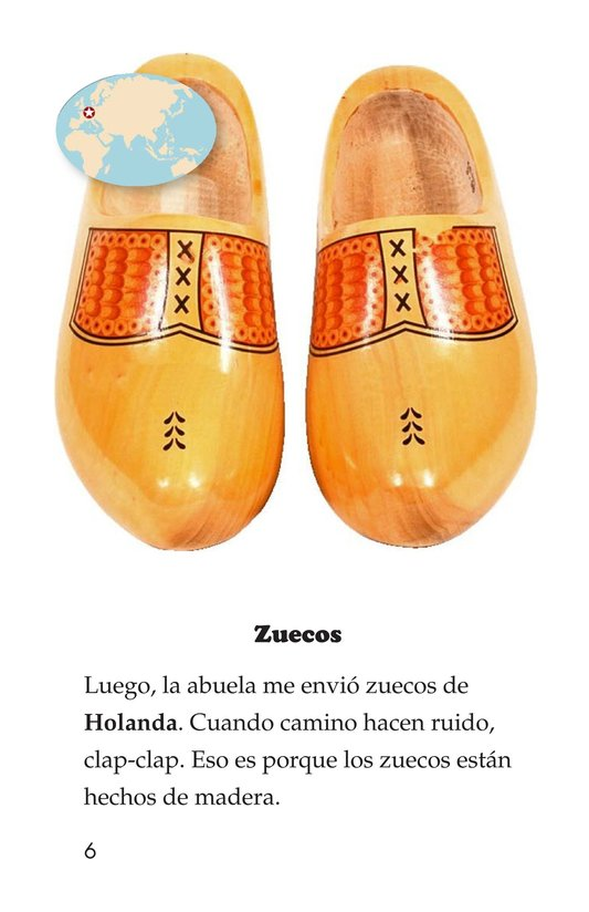 Book Preview For Shoes Around the World Page 6