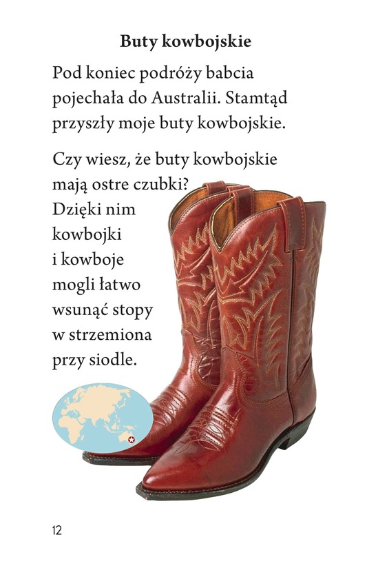 Book Preview For Shoes Around the World Page 12