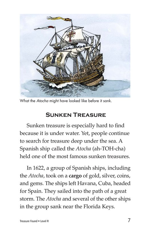 Book Preview For Treasure Found Page 7