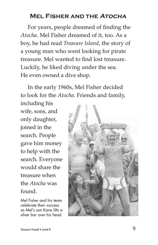 Book Preview For Treasure Found Page 9