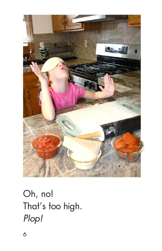 Book Preview For Making Pizza Page 6