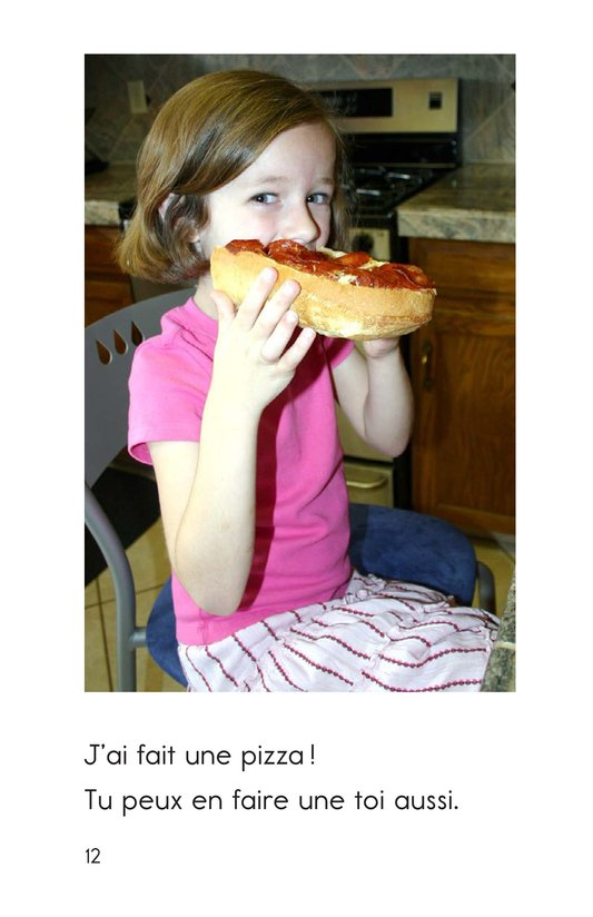 Book Preview For Making Pizza Page 12