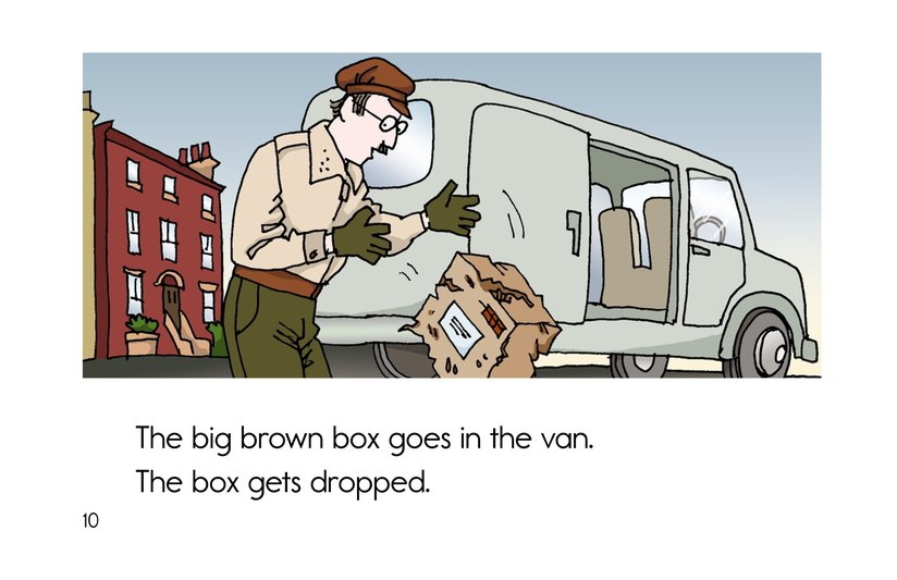 Book Preview For What Is in the Box? Page 10