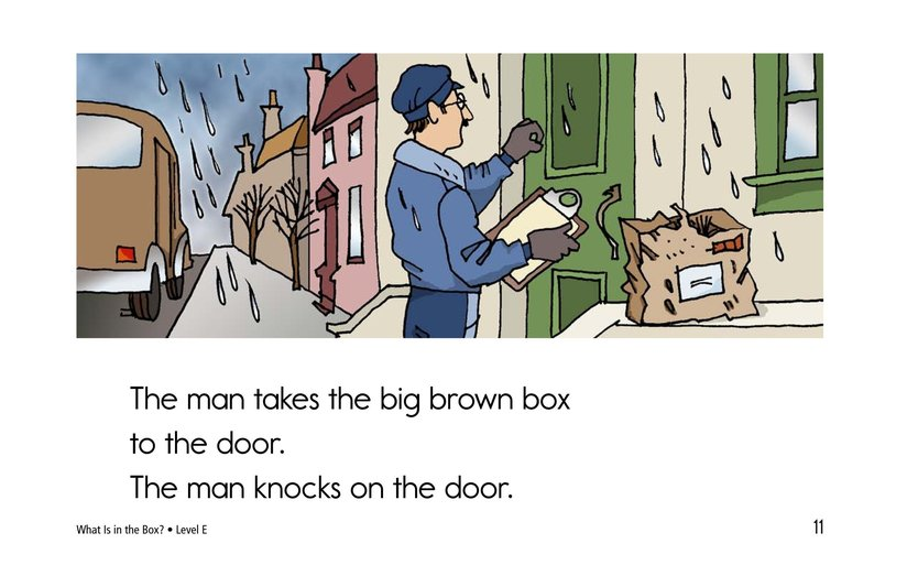 Book Preview For What Is in the Box? Page 11