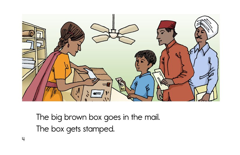 Book Preview For What Is in the Box? Page 4