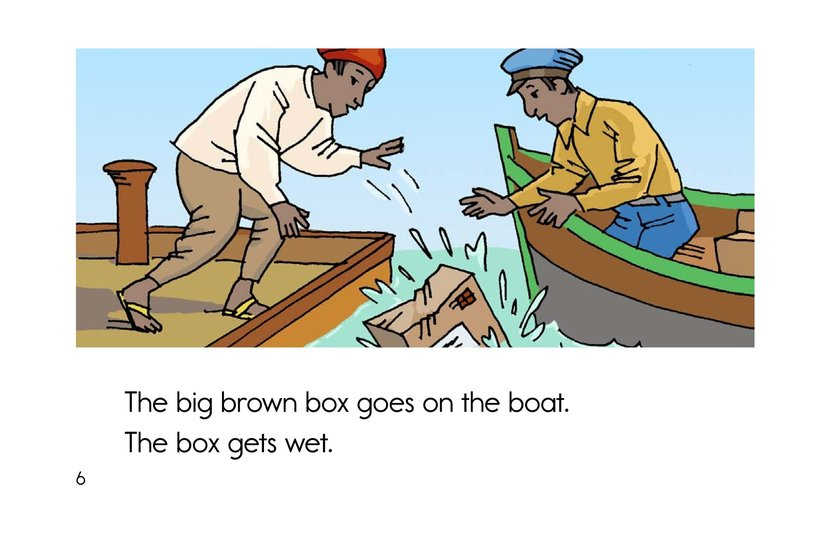 Book Preview For What Is in the Box? Page 6