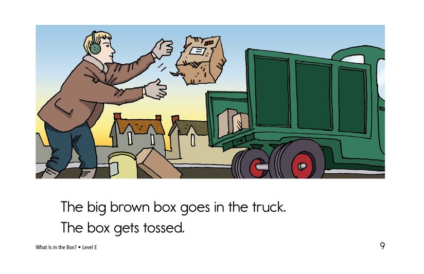 Book Preview For What Is in the Box? Page 9