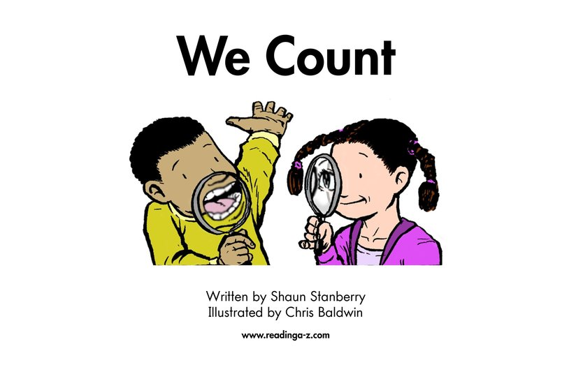 Book Preview For We Count Page 2