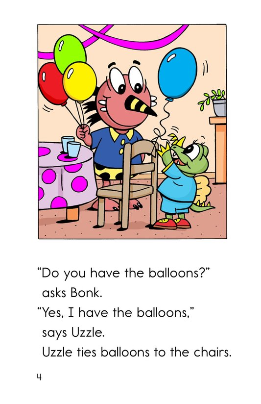 Book Preview For Happy Birthday, Snag! Page 4