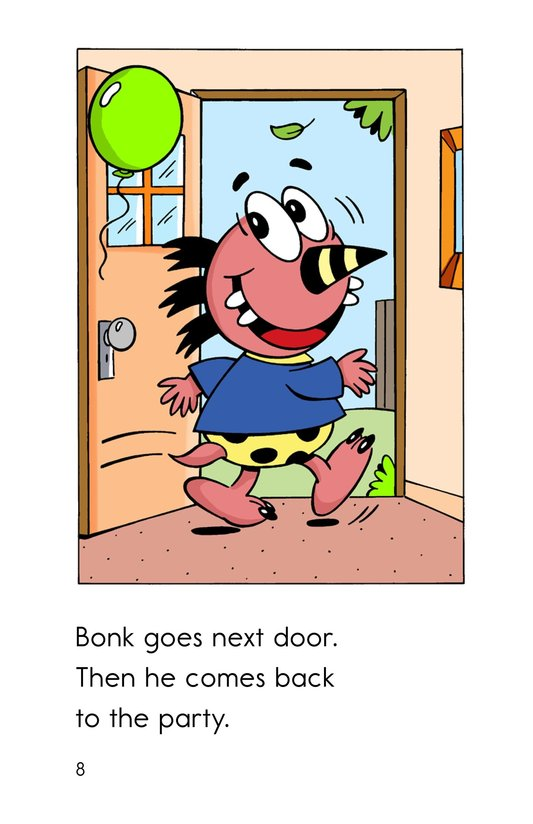 Book Preview For Happy Birthday, Snag! Page 8