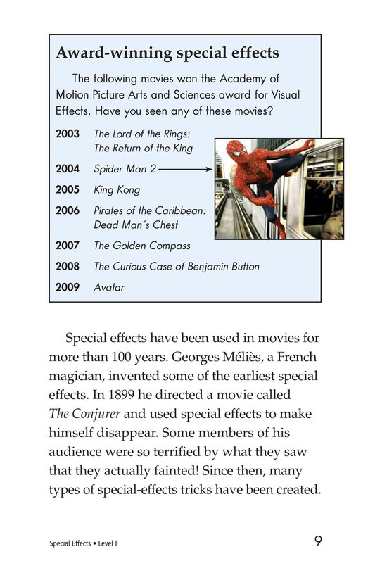 Book Preview For Special Effects Page 9
