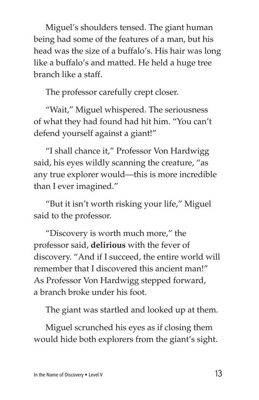 Book Preview For In the Name of Discovery Page 13
