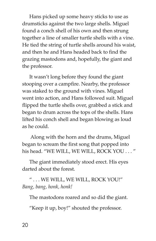 Book Preview For In the Name of Discovery Page 20