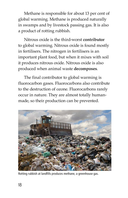 Book Preview For Threats to Our Atmosphere Page 18