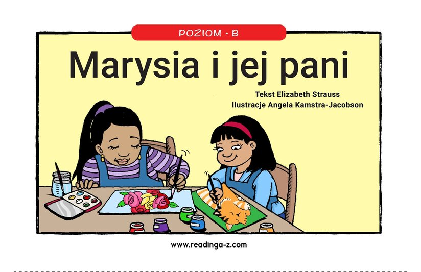 Book Preview For Maria and Her Teacher Page 1