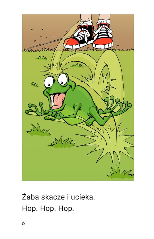 Book Preview For Frog Is Hungry Page 6
