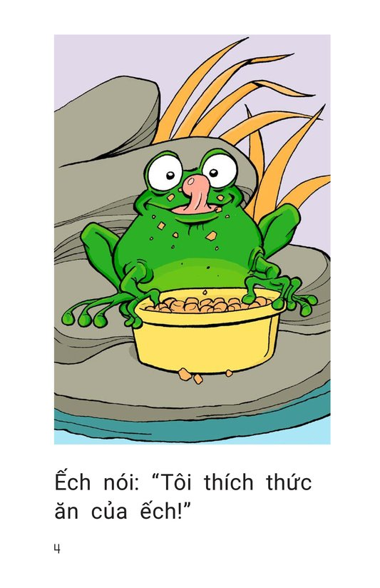 Book Preview For Frog Is Hungry Page 4