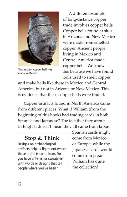 Book Preview For Prehistoric Trade Page 12