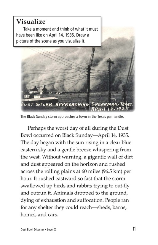 Book Preview For Dust Bowl Disaster Page 11