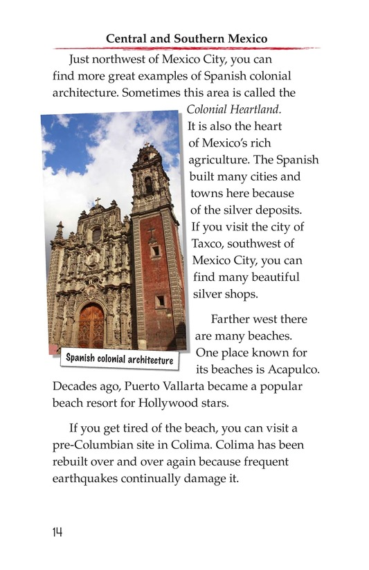 Book Preview For M Is for Mexico Page 14