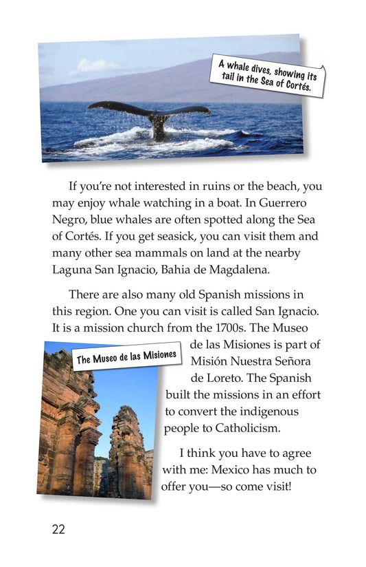 Book Preview For M Is for Mexico Page 22