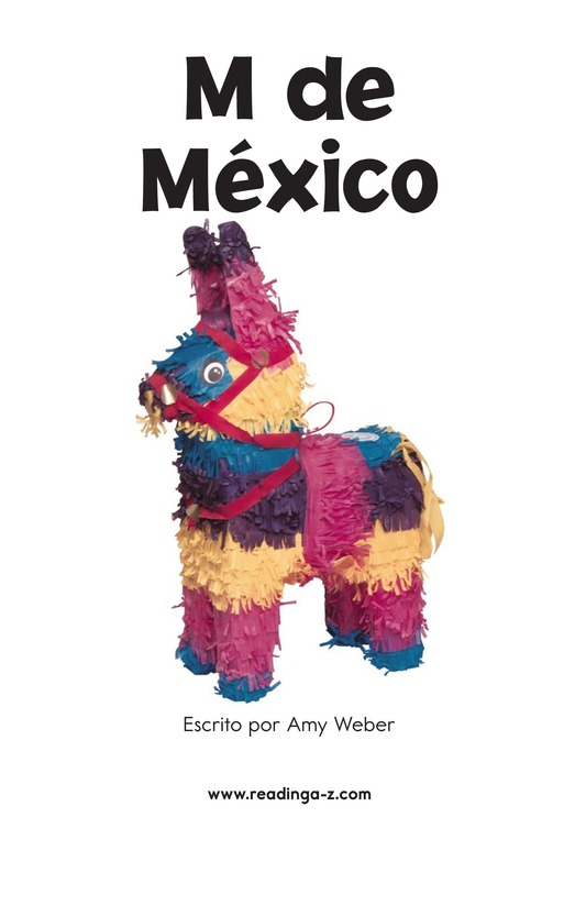 Book Preview For M Is for Mexico Page 2
