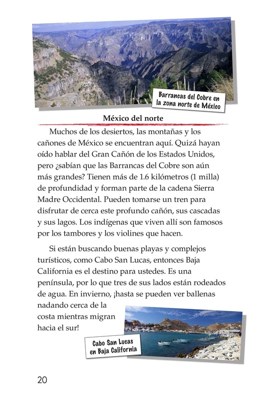 Book Preview For M Is for Mexico Page 20