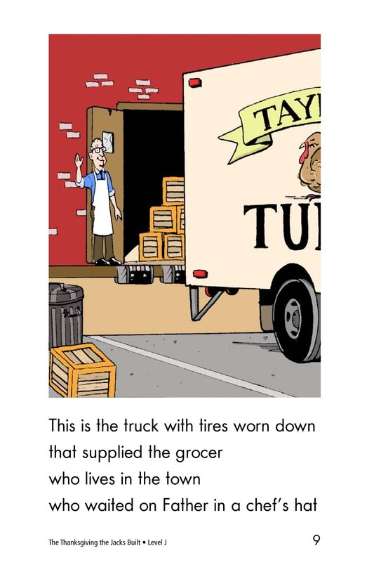Book Preview For The Thanksgiving the Jacks Built Page 9