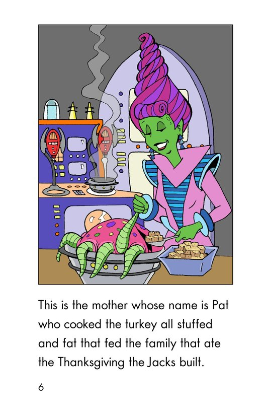 Book Preview For The Thanksgiving the Other Jacks Built Page 6