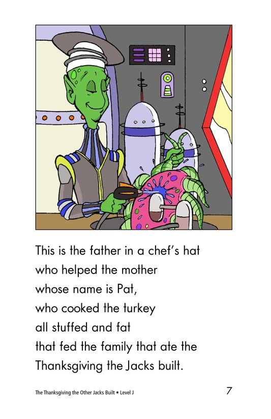 Book Preview For The Thanksgiving the Other Jacks Built Page 7