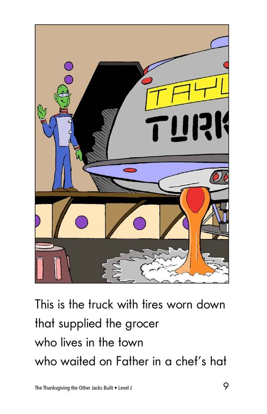 Book Preview For The Thanksgiving the Other Jacks Built Page 9
