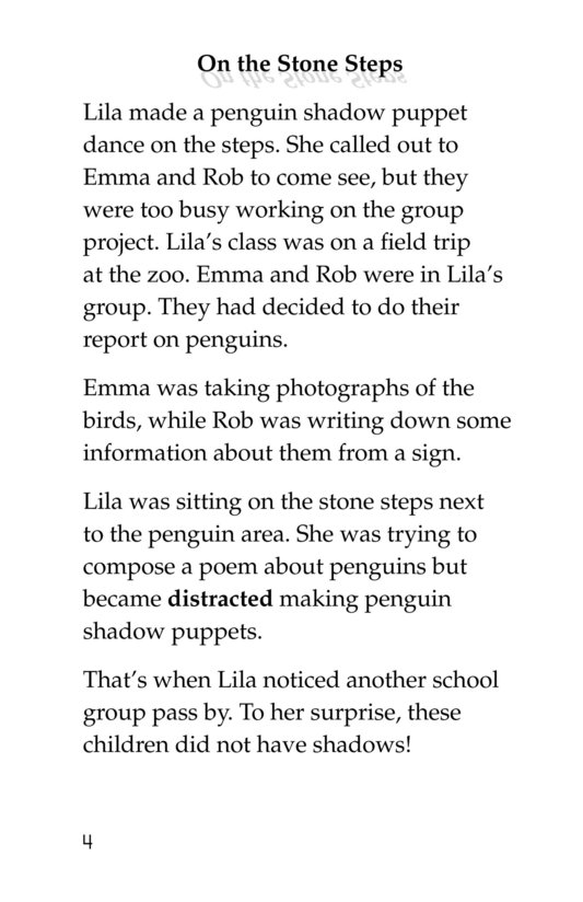 Book Preview For The Shadow People Page 4